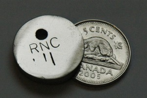 ROYAL NICKEL CORPORATION - Ferronickel Button