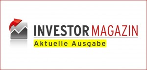 Investor Magazin 196 // BB Biotech, Cordoba Minerals, Publity, Red Eagle Mining, Excellon Resources, Atoss Software, Lomiko Metals