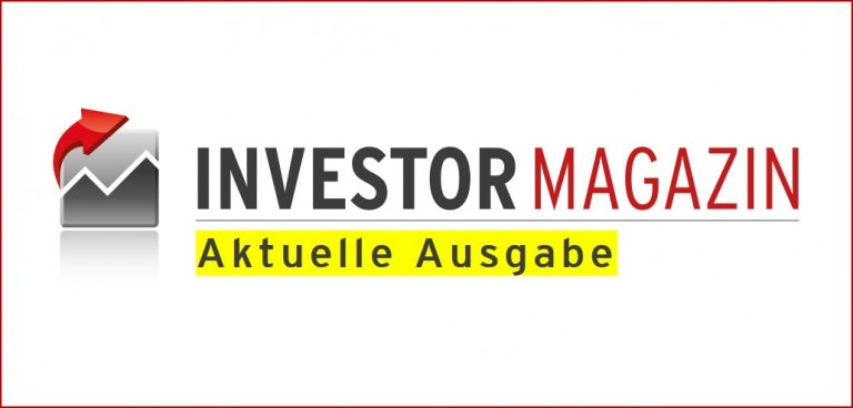 Investor Magazin 208 // WCM, TLG Immobilien, Integra Gold, Eldorado Gold, Eastmain Resources, Red Eagle Mining, Elmos Semiconductor