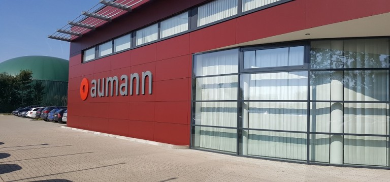 "Aumann AG: Hier ""brummt"" der Elektromotor"